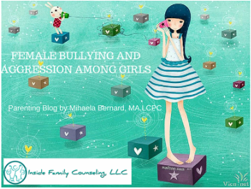 Female bullying and aggression among girls