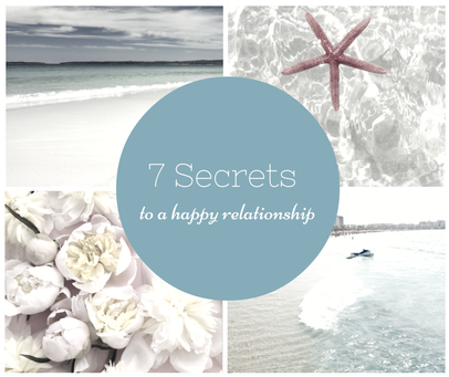 7 Secrets to a Happy, Long-Term Relationship