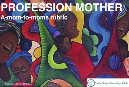 Profession Mother: What makes you feel proud to be a mother?