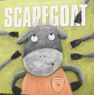 "What is Family Scapegoating? Interview with Australian Author of the Children's Book ""Scapegoat"""
